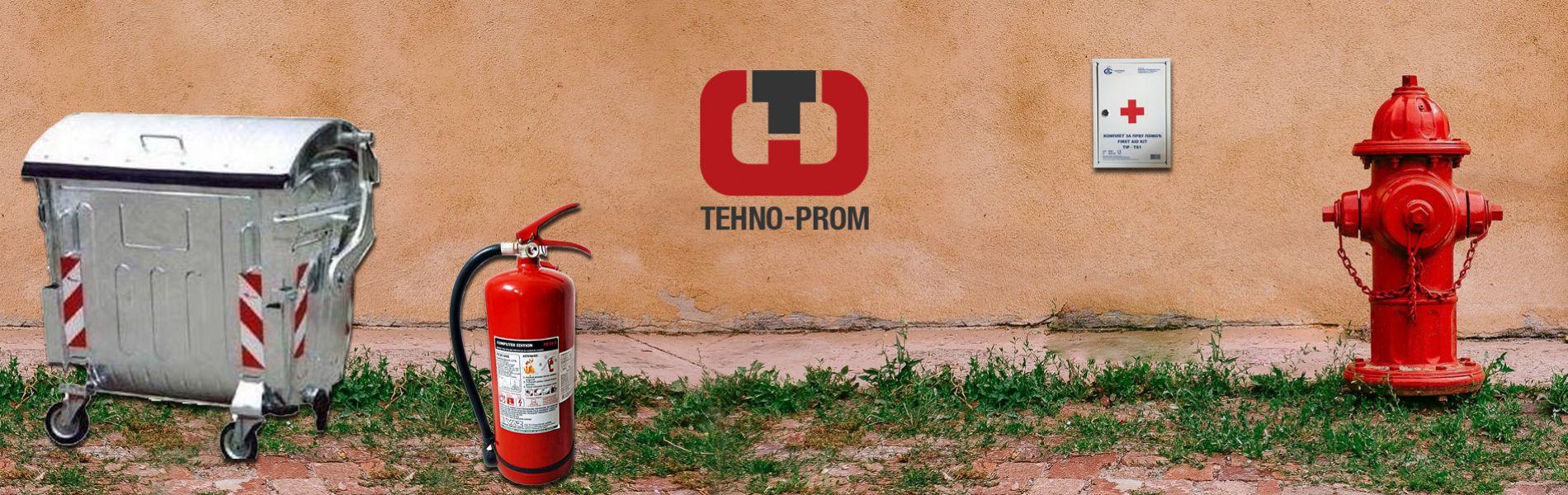 Tehno-prom proizvodnja protivpožarne i zaštitne opreme