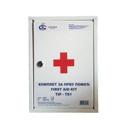 Zidna apoteka - Ormarić za prvu pomoć Pravilnik