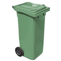 Kanta za smeće plastična 140 litara sa poklopcem i točkovima