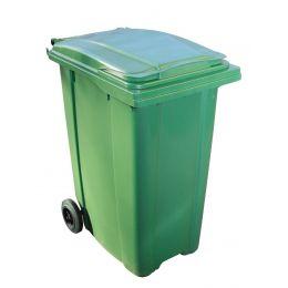 Kanta za smeće plastična 360 litara sa poklopcem i točkovima