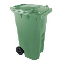 Kanta za smeće plastična 240 litara sa poklopcem i točkovima